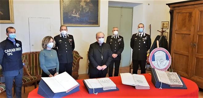 carabinieri tutela patrimonio, carabinieri alba