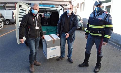Coronavirus Liguria oggi 5 gennaio, 404 casi, 8403 vaccinati