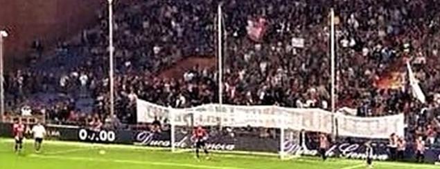 genoa calcio, daspo tifosi violenti