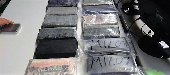 48enne beccato con 22 chili di cocaina a Cuneo