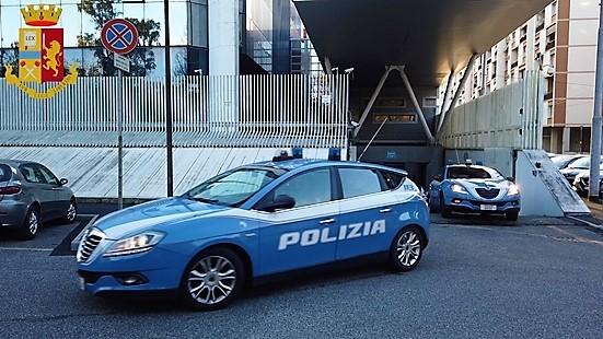 polizia genova, cronaca genova, daspo aggressione