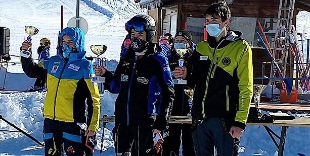 Sci. Tutti i savonesi qualificati all'AlpeCimbra