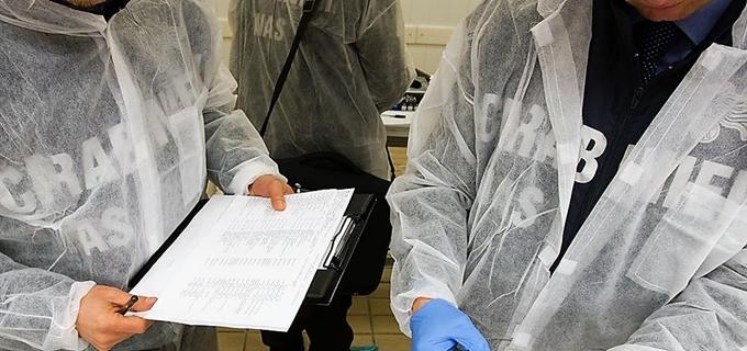 390 controlli dei Nas in Italia: deferito un medico a Genova