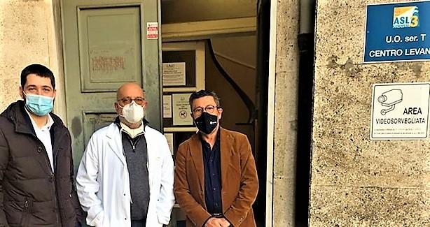 Liguria. Dal 2020 più giovani al Servizio tossicodipendenze