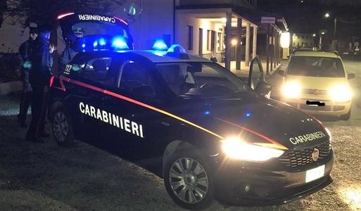 carabinieri alessandria tentato omicidio