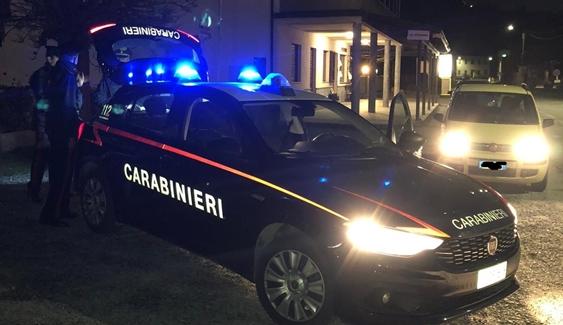 Festa in 13 alcool e droga, segnalati e 5mila euro di multe