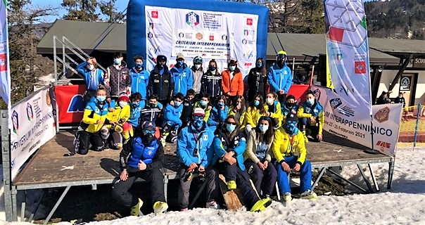 Liguria sesta nello sci