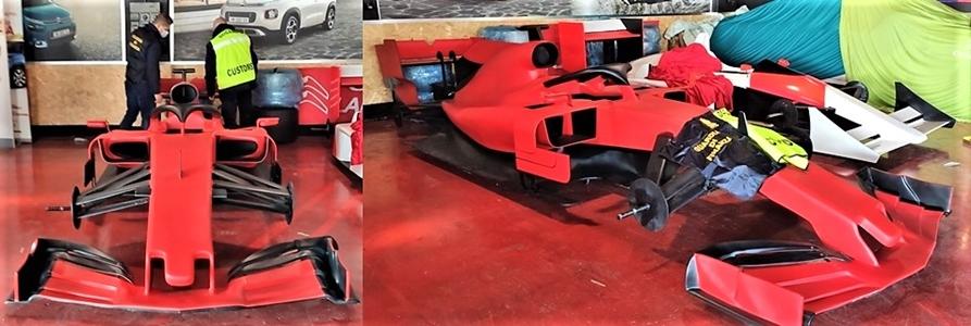 Ferrari SF90, sequestrato modello dalla Finanza di La Spezia