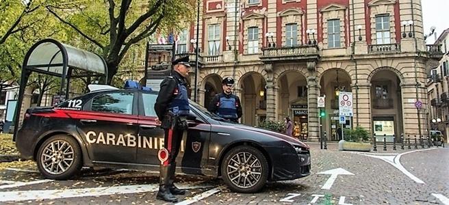 carabinieri alessandria 5 denunciati