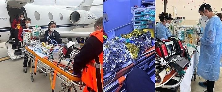 Gaslini, equipe vola in Kosovo per salvare un neonato
