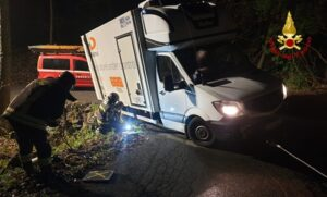 incidente furgone tiglieto rossiglione b