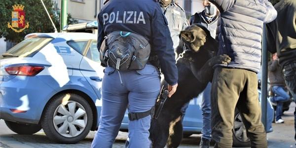 catturati 4 della banda della collana a genova dalla Polizia