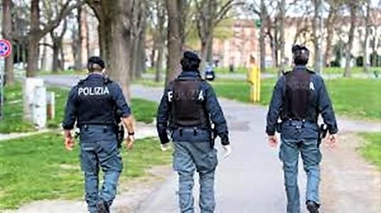 polizia genova arresta donna ricercata