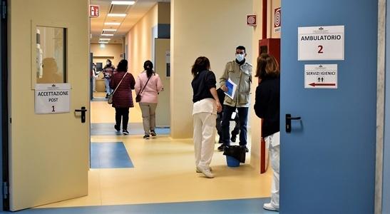 San Martino, aggiornamenti 18enne colpita da trombosi e incidente 23enne in via Bari