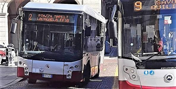 autobus nuovi controllori e sanzioni