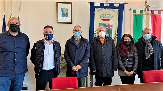 vicepresidente regione Piana incontra sindaci valli stura e orba