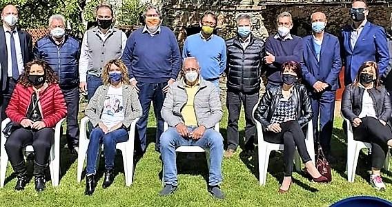 Cambiamo di Toti nasce in Valbormida, i componenti del Comitato