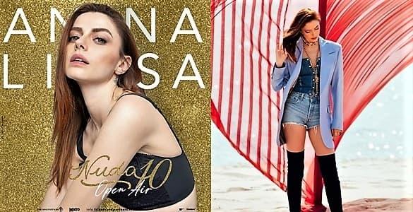 """Annalisa lancia le prime date del tour estivo """"Nuda10 Open Air"""""""