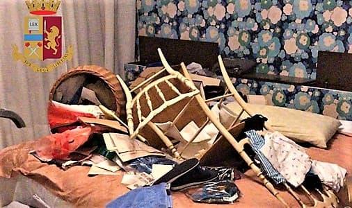 Genova furti appartamenti arresti della Polizia