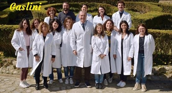 staff ospedale gaslini farmaco con il covid