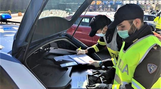 """La Polizia ligure ha concluso """"alcol e droghe"""", controlli della Stradale"""