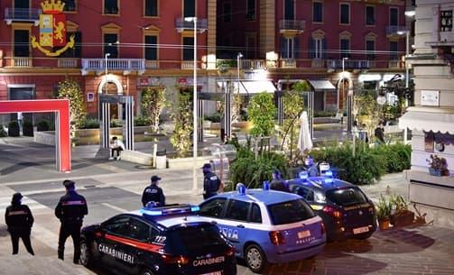 controlli movida in tutta la liguria da parte di polizia e carabinieri