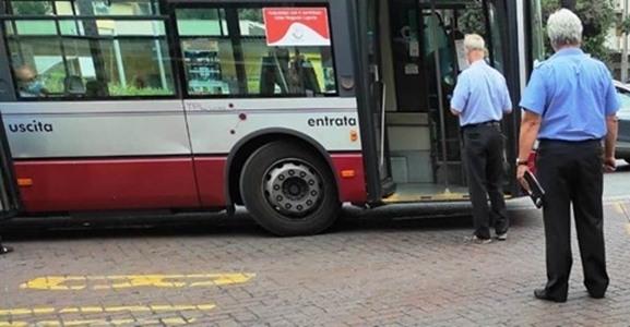 il ritorno dei controllori sui bus di tpl linea savona