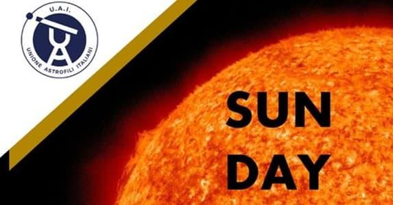 eclisse di sole con unione astrofili nel sun day