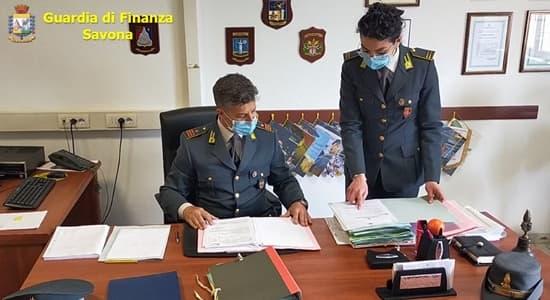 Finanza Savona Assicuratore savonese teneva i soldi dei clienti