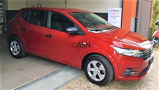Croce Rossa Sassello lotteria auto primo premio