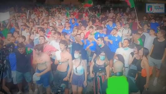 Vittoria Italia calcio, festa a Roma, allora riaprite le discoteche