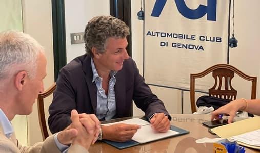 carlo bagnasco presidente Aci Genova