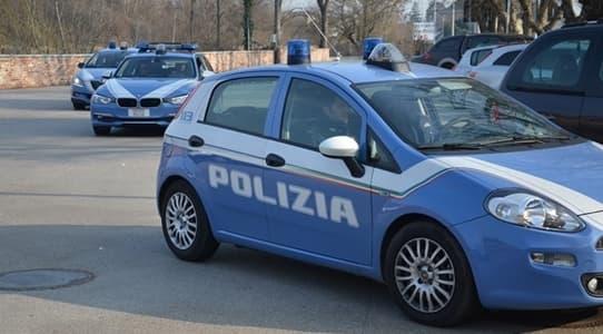 polizia genova e savona arresti in corso per sequestro Varazze