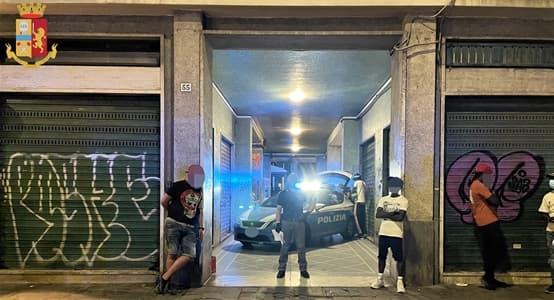 Dopo le risse dei giorni scorsi fermo intervento della Polizia di La Spezia