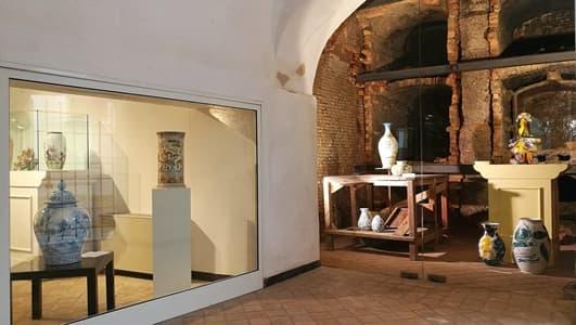 Albisole ceramica mostre