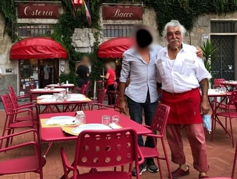 Savona, trovato il corpo di Francesco Doberti 'Bacco' all'autoporto