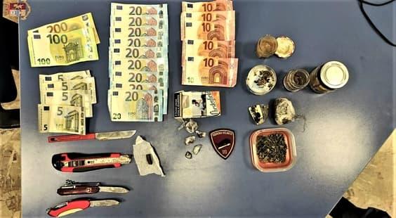 26enne pusher di Sampierdarena arrestato in via Salinero