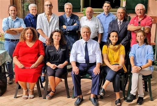 """Verso le elezioni. Cavicchini presenta la sua squadra """"Per Stella"""""""