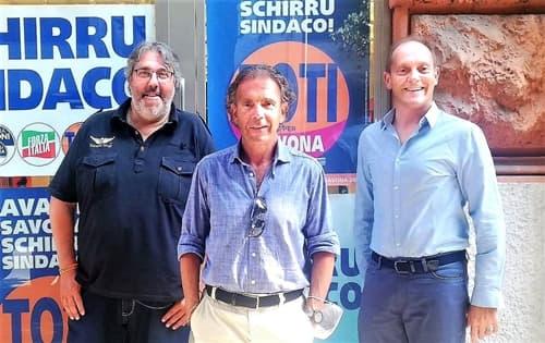 """Verso le elezioni. Testa presidente commercialisti con """"Toti per Savona"""""""