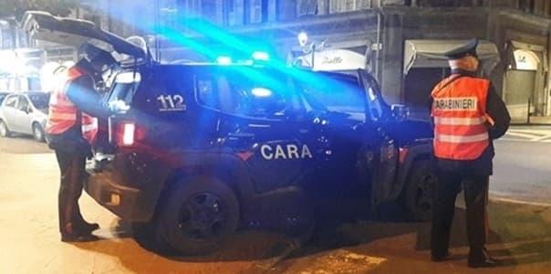 carabinieri savona denunciano tre giovani 21enni a varazze