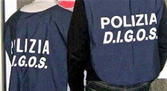 polizia digos genova cortei non autorizzati sanzioni autorità giudiziaria