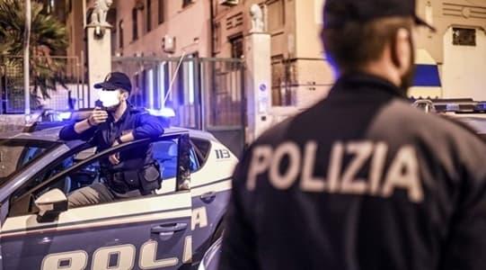 polizia genova denunciato un uomo per botte nella casa familiare