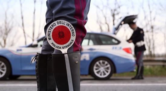 Stupratore arrestato in autostrada dalla Polizia Stradale di Genova