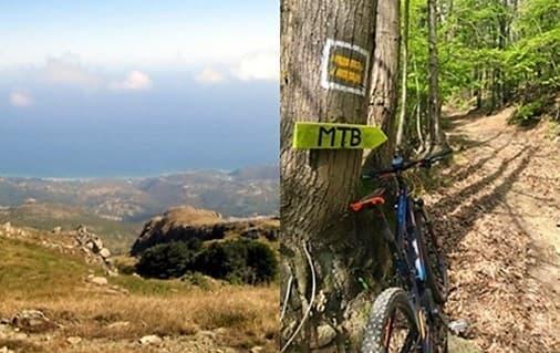 Beigua, Settimana del Pianeta Terra con geologi in bicicletta
