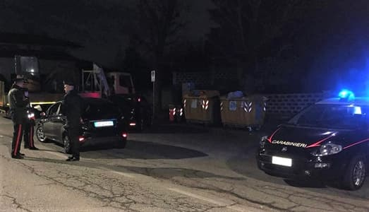 Carabinieri Acqui Terme controlli contro alla movida, 4 ritiro patente
