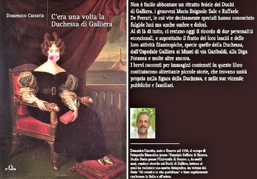 Sassello, giardino museo Perrando presentazione libro Duchessa Galliera