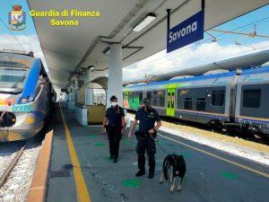 Finanza 1 Savona controlli e arresti per droga