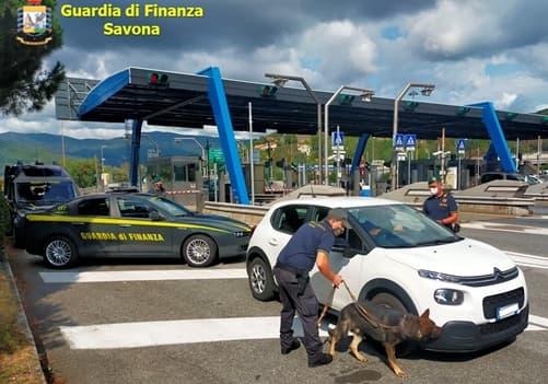Finanza Savona, arresti e denunce per droga nei luoghi della movida