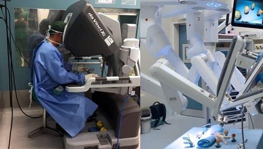 Gaslini ultimi sei anni eseguiti 201 interventi con il robot Da Vinci