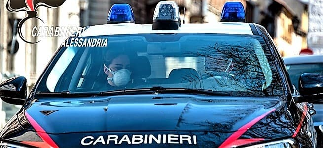 Ricatta amante ottantenne, arrestata 74enne ad Acqui Terme